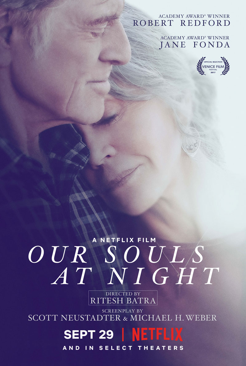 Poster film Our Souls at night