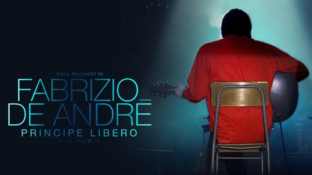 """Fabrizio De Andrè - Principe libero"""""""