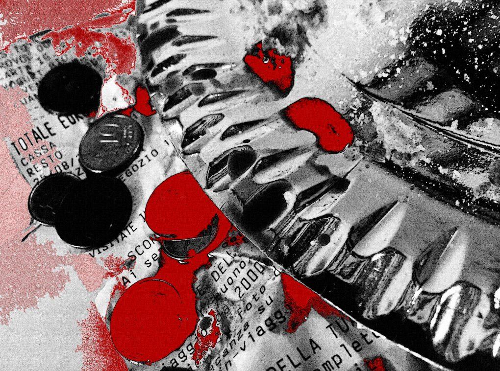 Immagine di copertina de La torta e lo scontrino