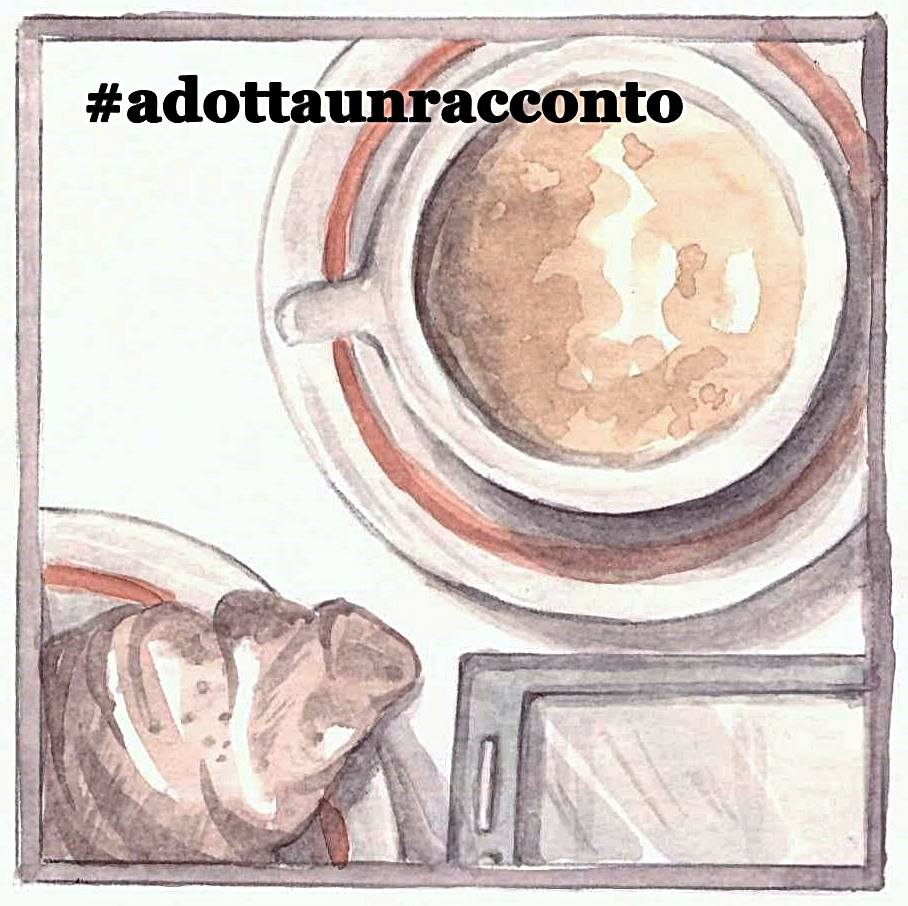 #adottaunracconto