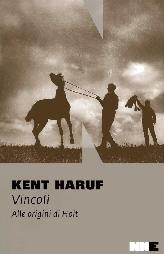Copertina di Vincoli, K. Haruf