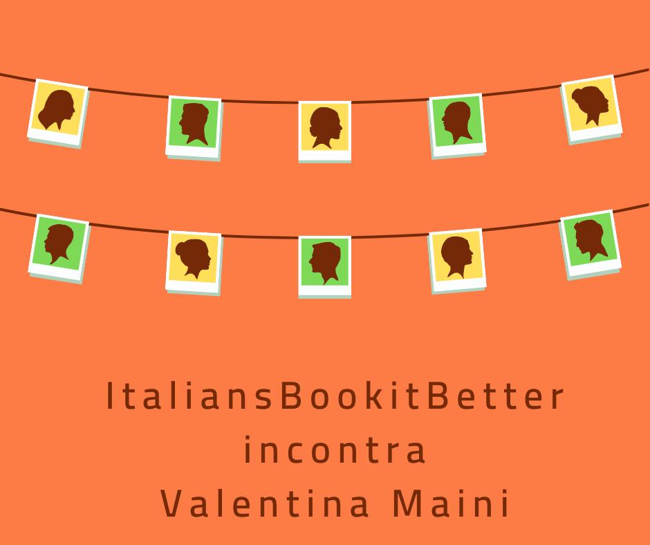 ItaliansBookitBetter incontra Valentina Maini
