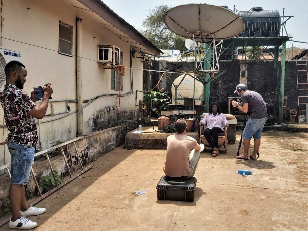 Gocce di sudore, ovvero il mio documentario africano, # 2